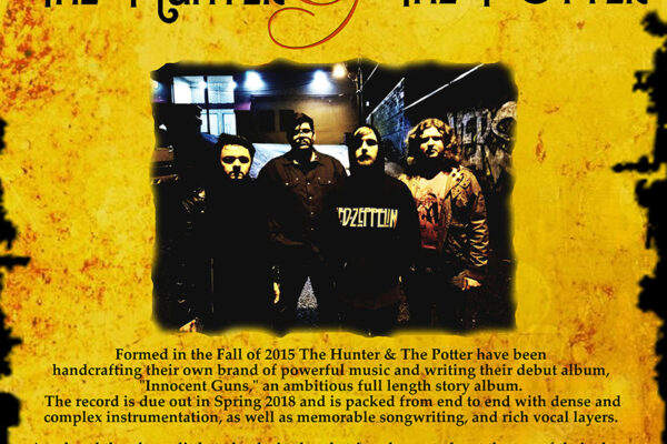 The Hunter and The Potter EPK 2018 FINAL